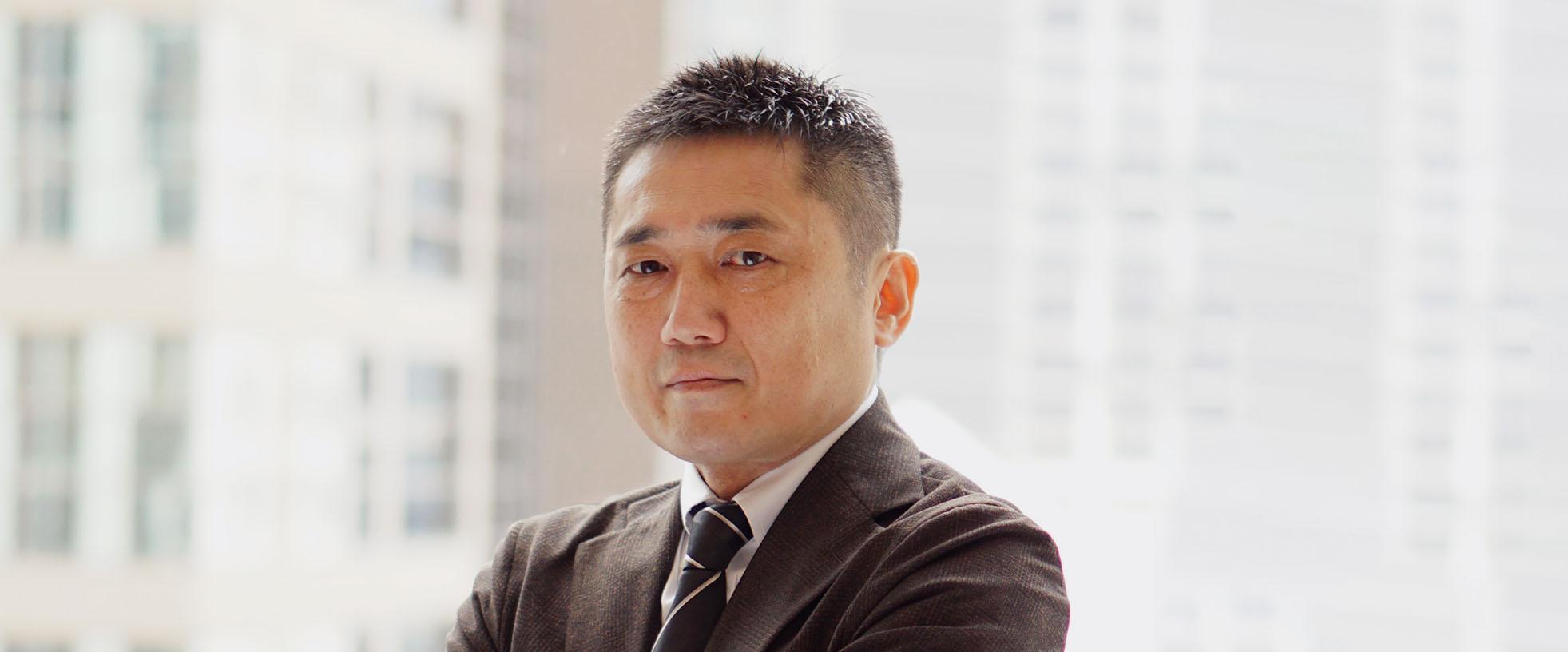 代表取締役社長 野島 亮司